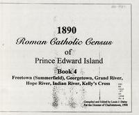 1890 Roman Catholic census of Prince Edward Island - Book 4