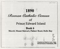 1890 Roman Catholic census of Prince Edward Island - Book 6