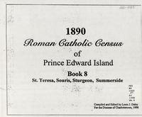 1890 Roman Catholic census of Prince Edward Island - Book 8