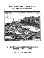 Early descriptions of the forests of Prince Edward Island - 2a