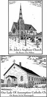 Illustration 1 - Page 45 - Island churches at the turn of the century: the year 2000